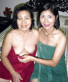 Asian girls: Mature pictures