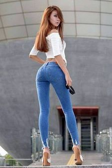 Jeans Babe.