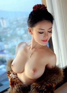 amazing ex-girlfriend pic with a lovely asian big boobs.