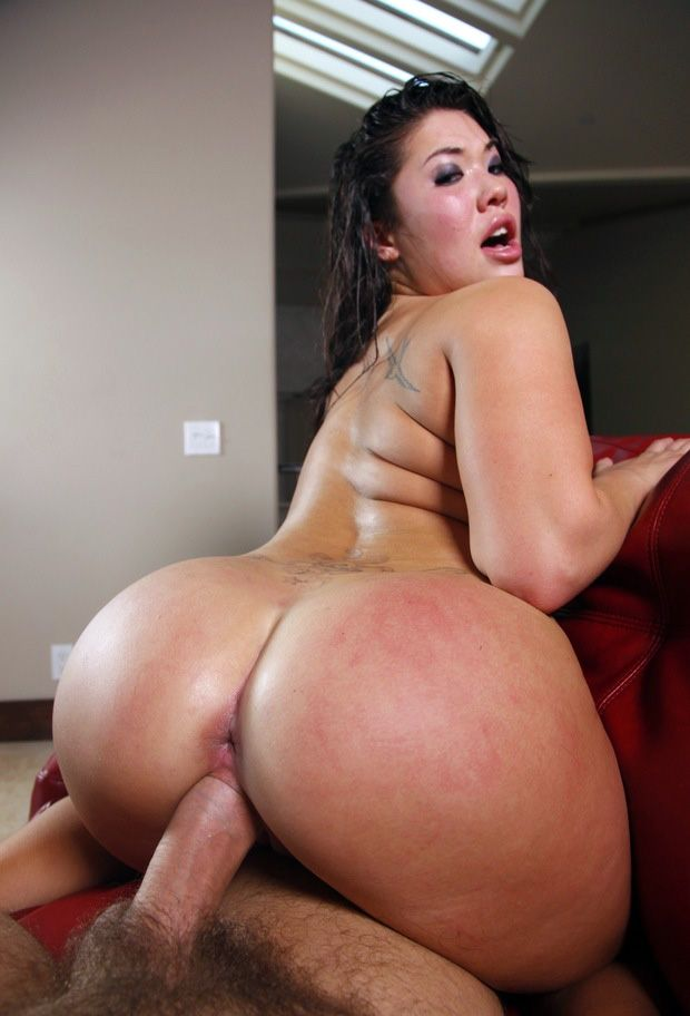 girl asian with fuck booty